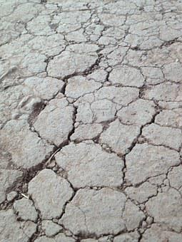Cracked, Mud, Dry, Texture, Earth, Nature, Soil, Land