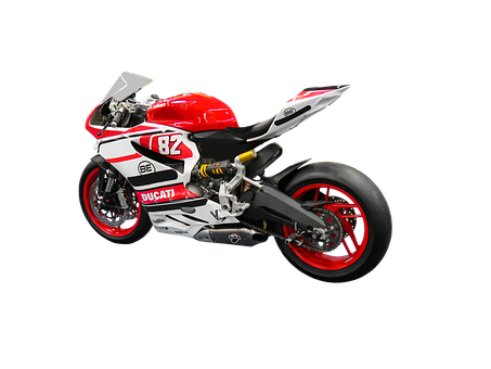 Motorcycle, Vehicle, Two Wheeled Vehicle, Png, Isolated