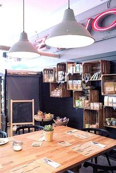 Interior, Restaurant, Vintage, Home, Design, Decor
