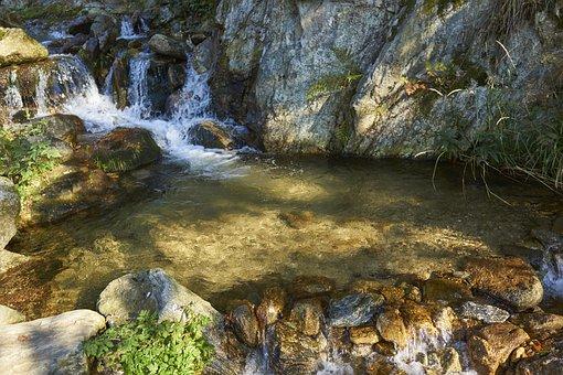 Vrútky, Ferrata, Water, Creek, Torrent, Slovakia