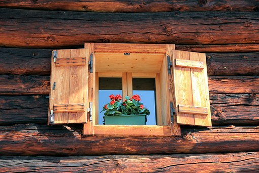Window, Shutter, Shutters, Wooden Shutters, Vacation