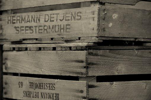 Wooden Box, Fruit, Apple, Food, Boards, Agriculture