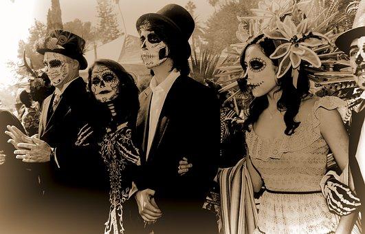 Man, Male, Costume, Mask, Masquerade, Person, Portrait