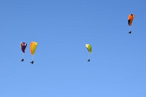 Paragliding, Paraglider, Paragliders Paragliders