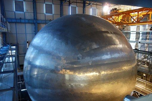 Planetarium, Sphere, The Dome, Architecture, Spherical