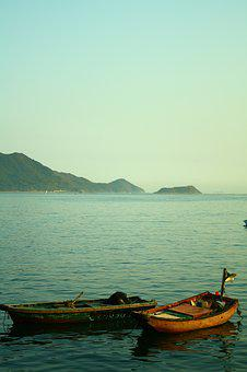 Boat, Boats, Water, Sea, Sai Kung, Peaceful, Nature