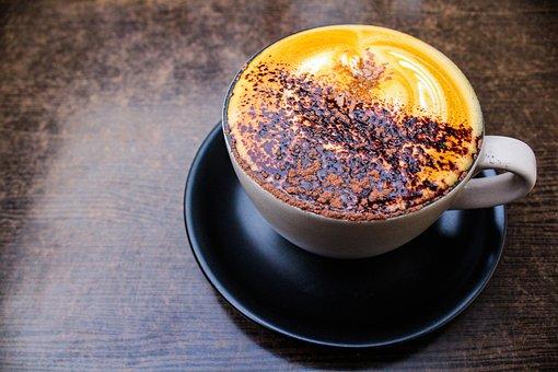Café, Cafe Table, Capp, Cappuccino, Coffee, Coffee Cup