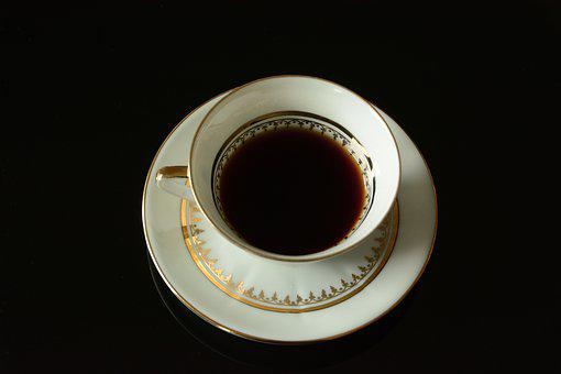 Coffee, Cup, Porcelain, Limoges, Espresso, Caffeine