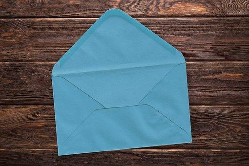 Letters, Envelope, Message, Communication, Boards