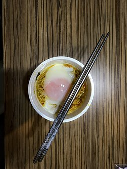Asian, Chopsticks, Cooked, Cooking, Cuisine, Cup