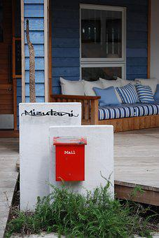 Mail Box, Home, Entrance, Delivery, Mail, Letters
