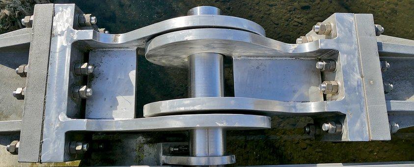 Landscape, Bridge, Suspension Bridge, Technology, Joint