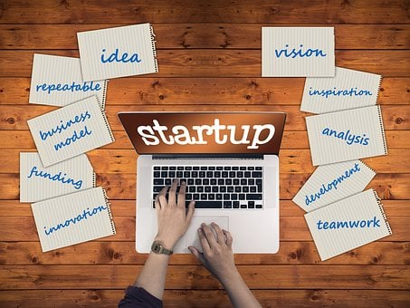 Startup, Start Up, Freelancer, Keyboard, Skills, Can