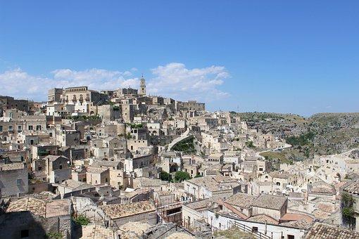 Mater, Italy, Unesco, Landscape, Tourism, Culture