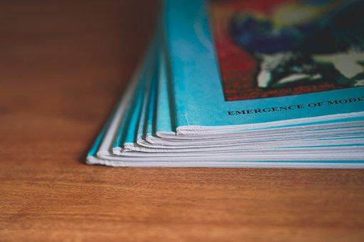 Magazine - Publication, Newspaper, The Media, Reading