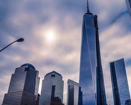 New York, City, Manhattan, Architecture, Cities
