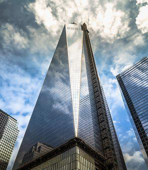 New York, Freedom Tower, Tower, Tourism, Architecture