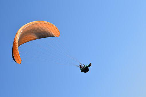 Paragliding, Paraglider, Sails, Wings, Fly, Fly Free