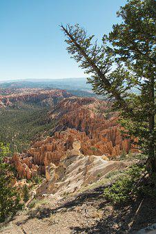 Brice, Canyon, National, Park Nature