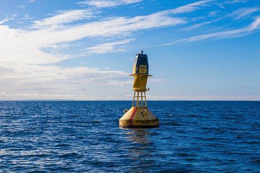 Sail, Sea Baltic Sea, Ton, Mood, Sea, Vacations