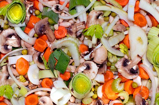 Vegetables, Health, Eating, Vitamins, Kitchen, Diet