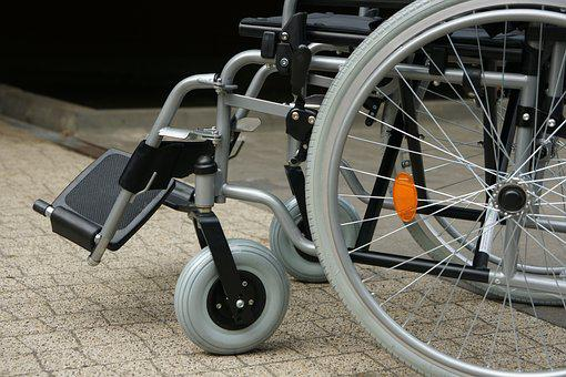 Disabled, Stroller, The Disease, Wheelchair, Disability