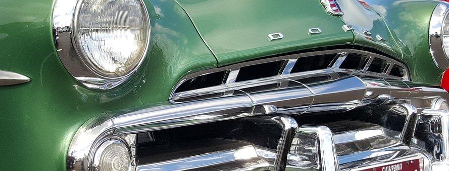 Dodge, Car, Classic, Vehicle, Auto, Vintage, Automobile