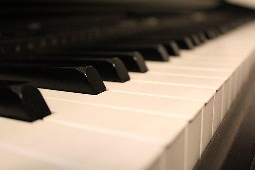 Keyboard, Piano, Keys, Music
