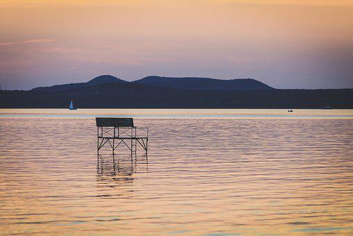 Lake Balaton, Lake, Hungary, Water, Nature, Landscape