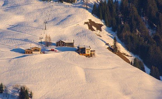 Snow, Alm, Skiing, Winter, Alpine, Nature, Landscape