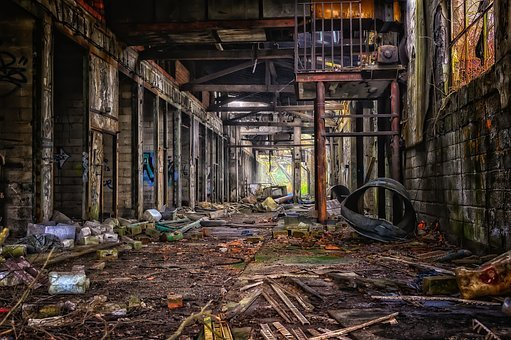 Lost Places, Pforphoto, Factory, Brickyard, Past