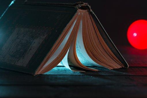 Book, Old, Read, Light, Knowledge, Literature, Fantasy