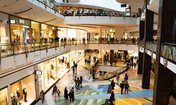 Shopping, Mall, Shopping Centre, Consumption, Retail