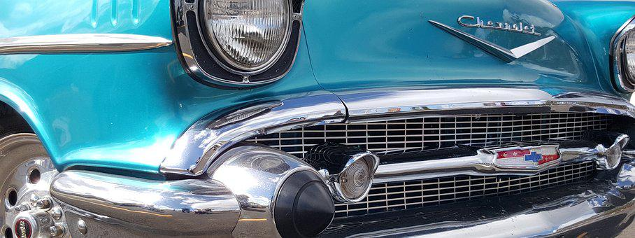 Old, Car, Chevy, Chevrolet, Vintage, Retro, Auto