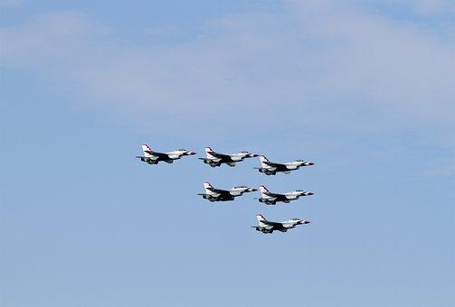 Air Force Thunderbirds, Thunderbirds, Chicago Air Show