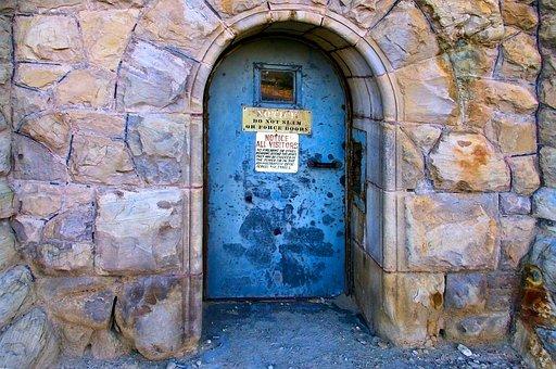 Prison, Door, Jail, Old, Architecture, Locked, Window