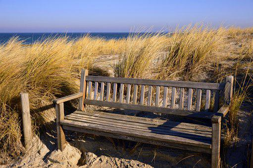 Wooden Bench, Bank, Bench, Resting Place, Seat, Rest