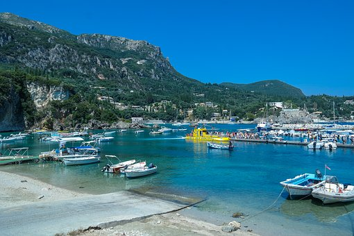 Sea, Water, Bay, Boats, Excursion Boats, Boat Harbour