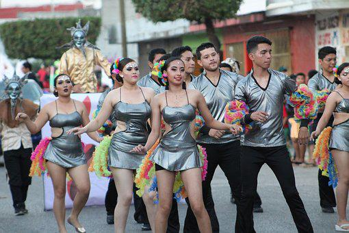 Parade, Dance, Carnival, Festival, Costume, Dancing