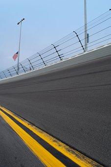Daytona, Daytona 500, Track, Race, Sport, Venue