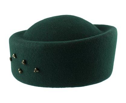 Hat, Toque, Fascynator, Headgear, Filcowy Hat, Felt