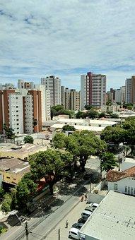 Santos Dumont, Avenue, Fortaleza Ceara