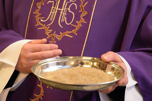 Great Post, In, Ash Wednesday, Repentance, Post, Ash