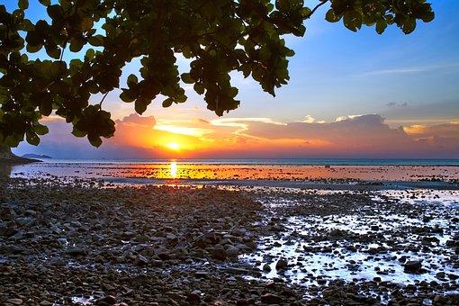 Condao, Vietnam, Sunny, Green, Summer, Sea, Landscape