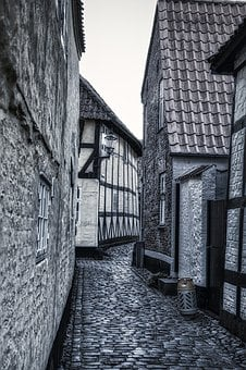 Old Town, Medieval, Architecture, Historic, Tourism