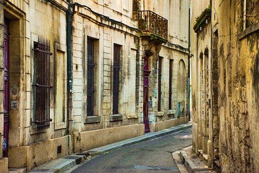 Street Scene, Aix-en-provence, France, Provence
