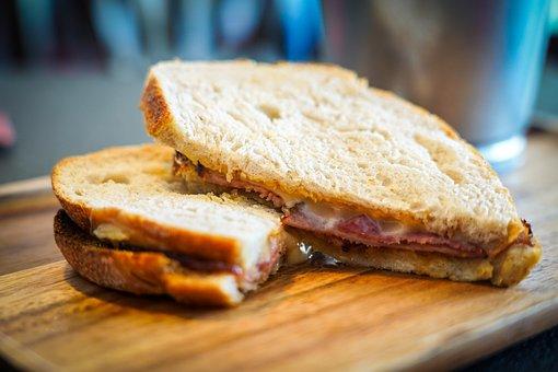Sandwich, Snack, Food, Bread, Burger, Breakfast, Meal