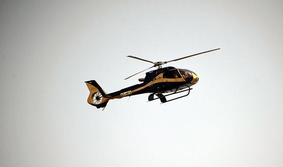 Helicopter, Flying, Aviation, Sky, Pilot, Use, Flight