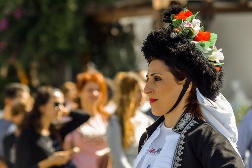 Costume, Traditional, Macedonian, Greek, Ethnic