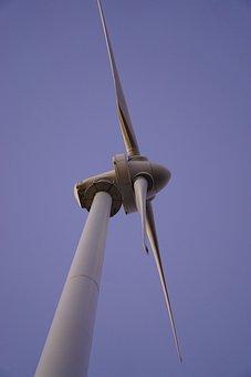 Wind Turbine, Rotor, Wind Energy
